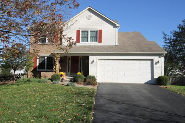 6592 Brick Court, Canal Winchester, OH 43110 (MLS #217038224) :: The Mike Laemmle Team Realty