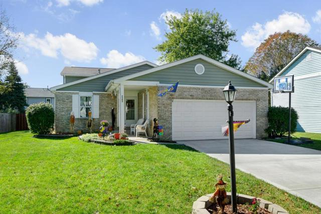 2345 Spring Cress Avenue, Grove City, OH 43123 (MLS #217038243) :: Cutler Real Estate