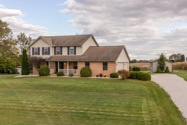 13618 Gilchrist Road, Mount Vernon, OH 43050 (MLS #217038444) :: The Mike Laemmle Team Realty
