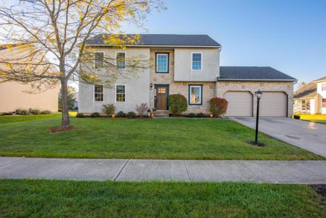 163 Roswell Place, Powell, OH 43065 (MLS #217038485) :: Cutler Real Estate