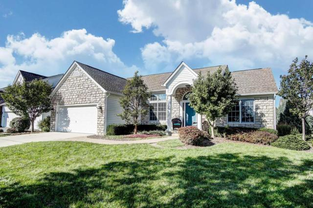 5796 Lakeview Drive, Hilliard, OH 43026 (MLS #217038509) :: Cutler Real Estate
