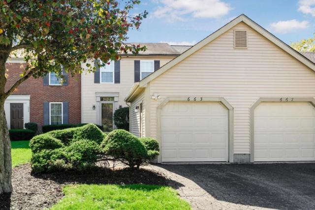 663 Slate Hollow Court, Powell, OH 43065 (MLS #217038513) :: Cutler Real Estate