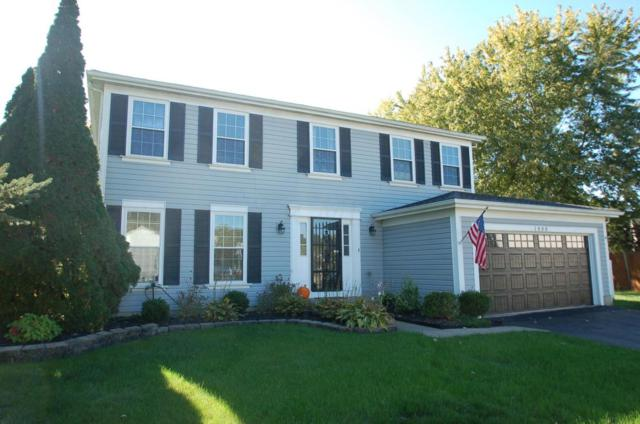 1555 Jupiter Avenue, Hilliard, OH 43026 (MLS #217038528) :: Signature Real Estate
