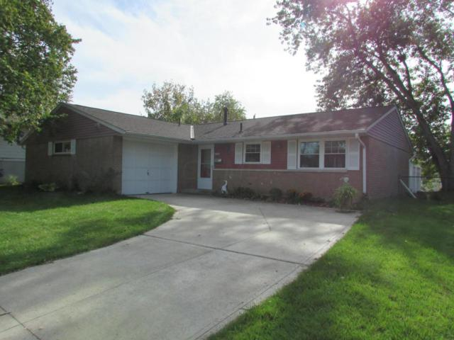 3545 Rangoon Drive, Westerville, OH 43081 (MLS #217038555) :: Cutler Real Estate