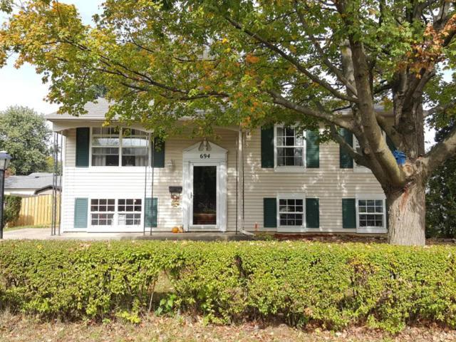694 Kenilworth Court, Columbus, OH 43230 (MLS #217038571) :: Signature Real Estate