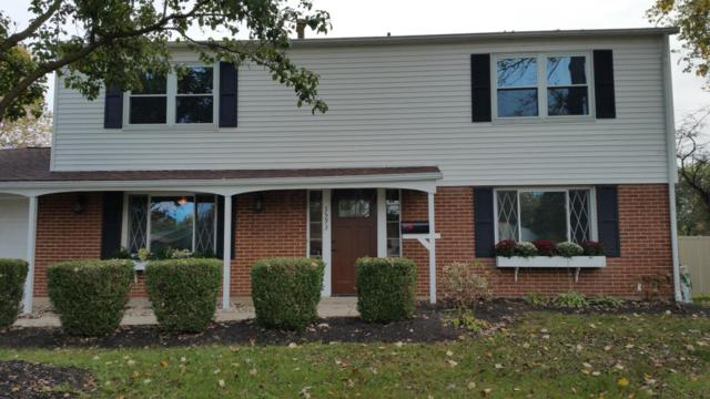 3593 Panama Drive, Westerville, OH 43081 (MLS #217038575) :: Cutler Real Estate