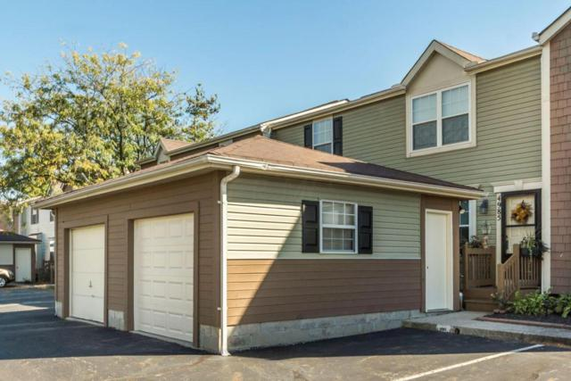 4985 Stoneybrook Boulevard 13D, Hilliard, OH 43026 (MLS #217038605) :: Cutler Real Estate