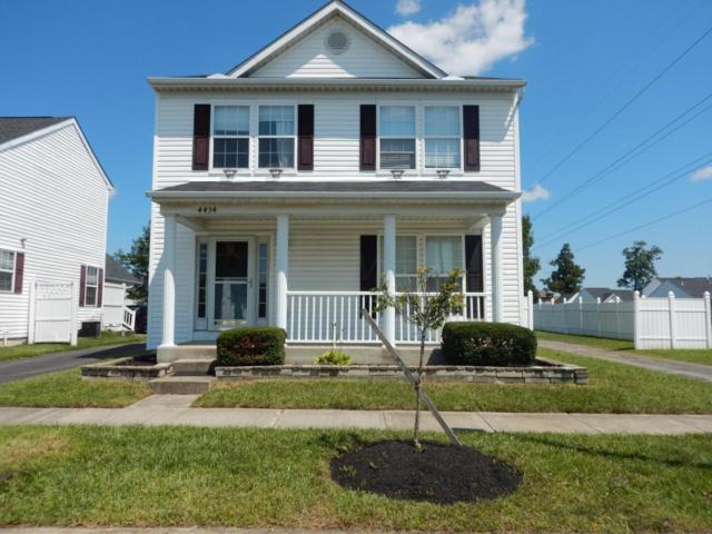 4434 Resaca Drive, Grove City, OH 43123 (MLS #217038614) :: Cutler Real Estate