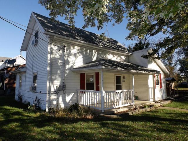 210 N Oak Street, Lakeview, OH 43331 (MLS #217038626) :: Cutler Real Estate