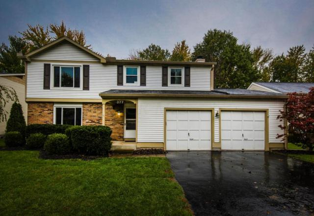 377 Forestwood Drive, Gahanna, OH 43230 (MLS #217039955) :: The Raines Group