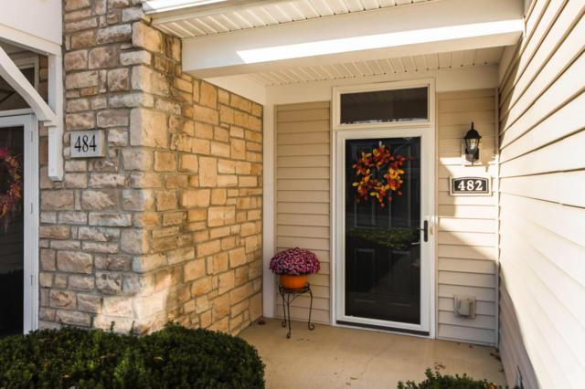 482 Westgreen Lane, Westerville, OH 43082 (MLS #217040491) :: The Raines Group