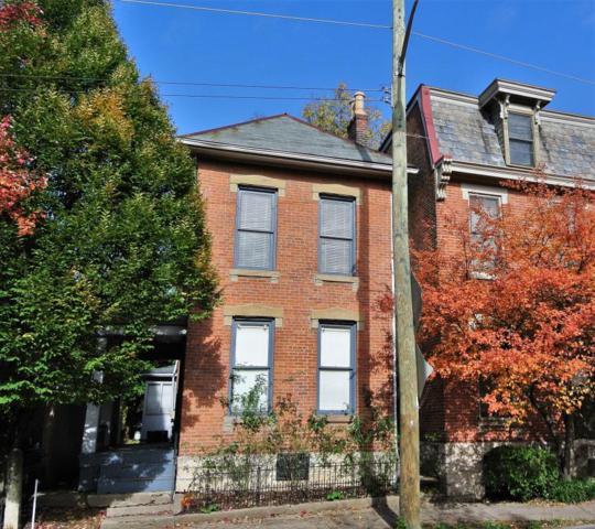 102 Warren Street, Columbus, OH 43215 (MLS #217040846) :: The Mike Laemmle Team Realty