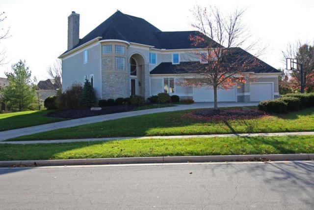 9011 Tartan Fields Drive, Dublin, OH 43017 (MLS #217040867) :: Berkshire Hathaway Home Services Crager Tobin Real Estate