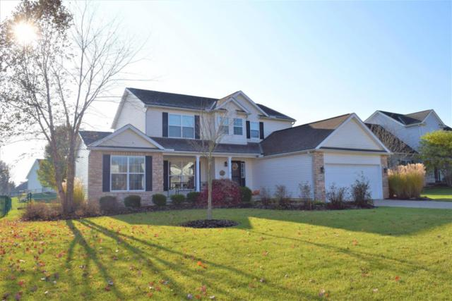 406 Tyler Station Drive, Johnstown, OH 43031 (MLS #217040990) :: The Clark Realty Group @ ERA Real Solutions Realty