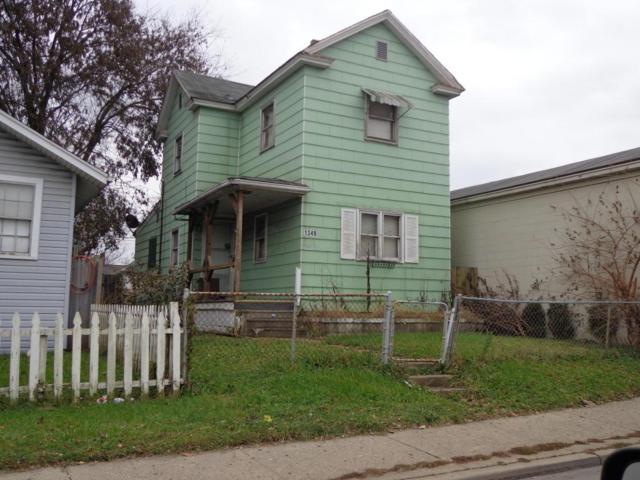1349 Sullivant Avenue, Columbus, OH 43223 (MLS #217041197) :: Berkshire Hathaway Home Services Crager Tobin Real Estate