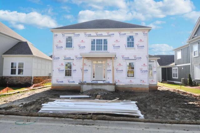 7117 Emmet Row Lane Lot 206, Dublin, OH 43017 (MLS #217041314) :: Berkshire Hathaway Home Services Crager Tobin Real Estate