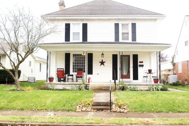 111 Wilson Avenue, Circleville, OH 43113 (MLS #217041459) :: The Mike Laemmle Team Realty