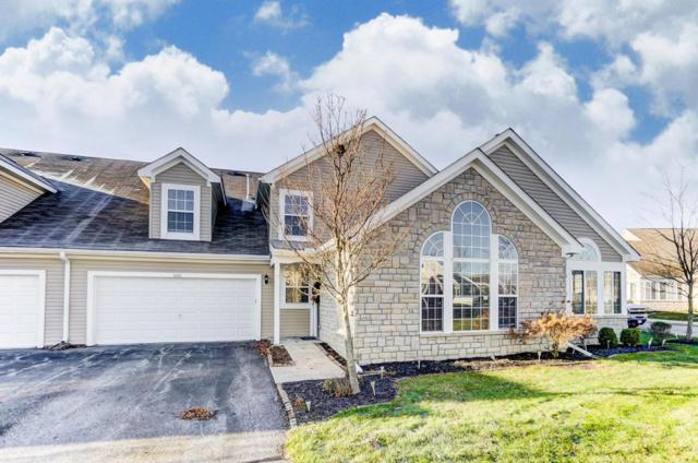 5262 Bridwell Lane, Westerville, OH 43081 (MLS #217041666) :: CARLETON REALTY