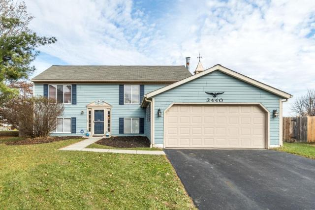 3440 Taco Court, Canal Winchester, OH 43110 (MLS #217041670) :: The Mike Laemmle Team Realty