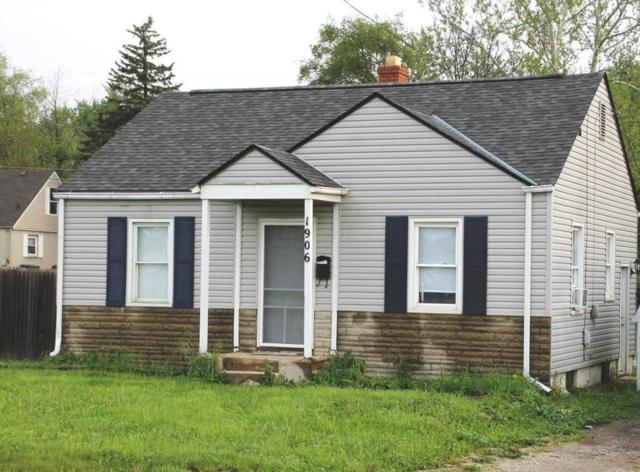 1906 E Hudson, Columbus, OH 43211 (MLS #217041713) :: Berkshire Hathaway Home Services Crager Tobin Real Estate
