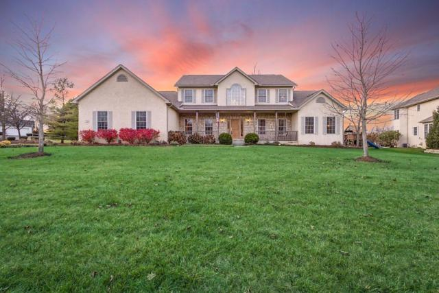 7604 Augusta Woods Terrace, Westerville, OH 43082 (MLS #217041721) :: Julie & Company