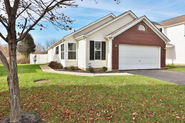 4009 Boyer Ridge Drive, Canal Winchester, OH 43110 (MLS #217041752) :: The Mike Laemmle Team Realty