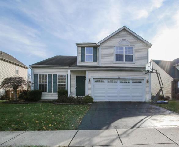 285 Scott Farms Boulevard, Marysville, OH 43040 (MLS #217041888) :: Signature Real Estate