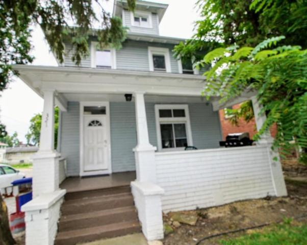 321 E 17th Avenue, Columbus, OH 43201 (MLS #217041964) :: Marsh Home Group