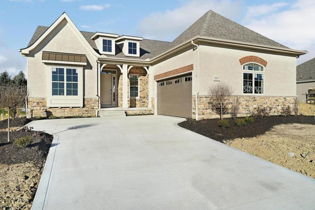 9625 Fair Oaks Drive, Powell, OH 43065 (MLS #217042322) :: Berkshire Hathaway Home Services Crager Tobin Real Estate
