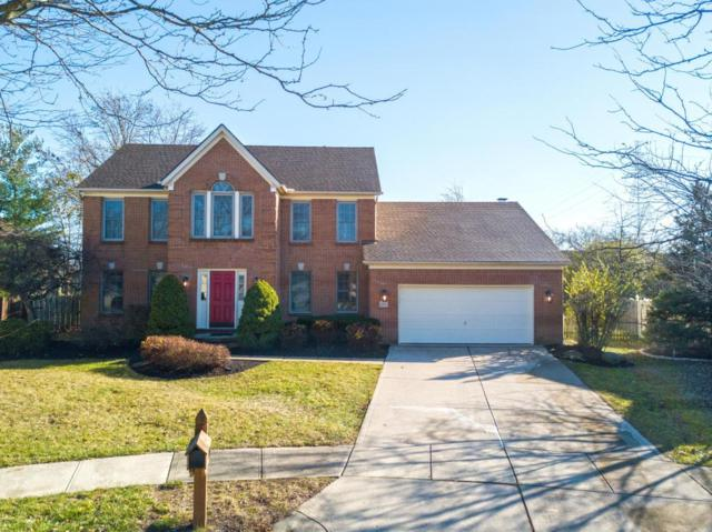 1180 Wedgewood Terrace, Westerville, OH 43082 (MLS #217042366) :: The Clark Realty Group @ ERA Real Solutions Realty