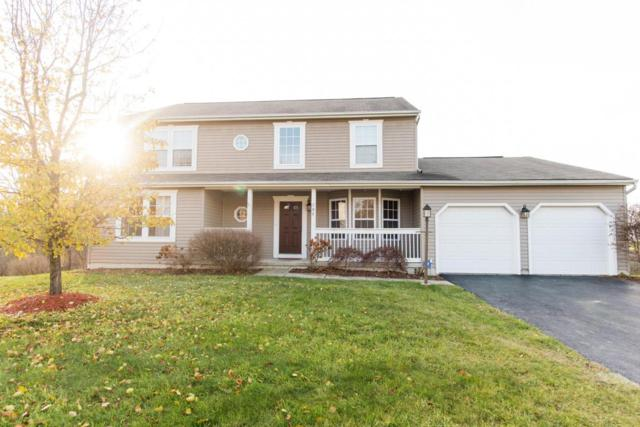 105 Deer Path Court, Pataskala, OH 43062 (MLS #217042371) :: RE/MAX ONE
