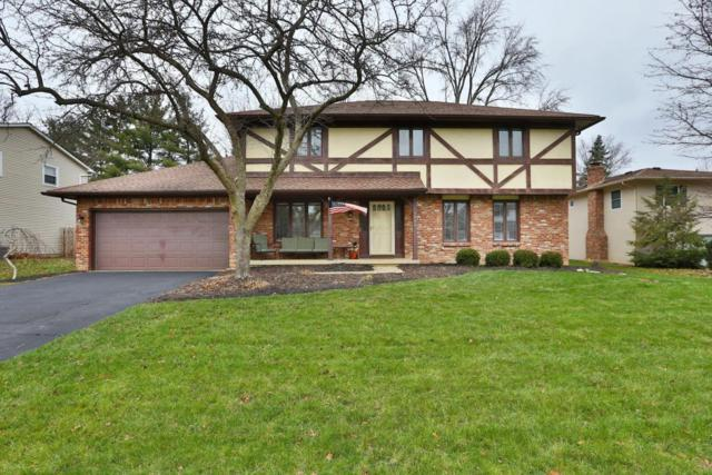 1644 Crusoe Drive, Columbus, OH 43235 (MLS #217042891) :: Berkshire Hathaway Home Services Crager Tobin Real Estate