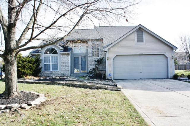 1507 Clovenstone Drive, Worthington, OH 43085 (MLS #217042968) :: The Clark Realty Group @ ERA Real Solutions Realty