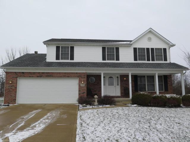 138 Tyler Place, Johnstown, OH 43031 (MLS #217043112) :: The Clark Realty Group @ ERA Real Solutions Realty