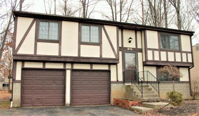 812 N Stygler Road, Gahanna, OH 43230 (MLS #217043160) :: Kim Kovacs and Partners