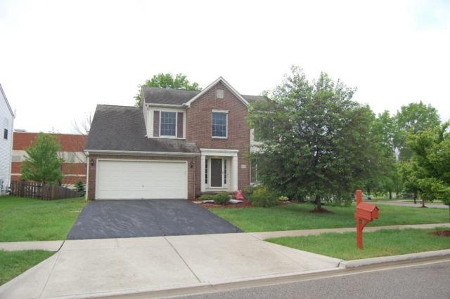 6337 Andrews Drive E, Westerville, OH 43082 (MLS #217043215) :: CARLETON REALTY