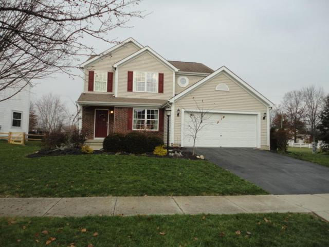 7601 Totten Springs Drive, Westerville, OH 43082 (MLS #217043247) :: Susanne Casey & Associates