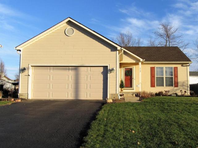 712 Corgi Drive, Reynoldsburg, OH 43068 (MLS #217043339) :: RE/MAX ONE