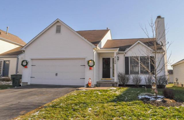5150 Upland Meadow Drive, Canal Winchester, OH 43110 (MLS #217043581) :: The Mike Laemmle Team Realty