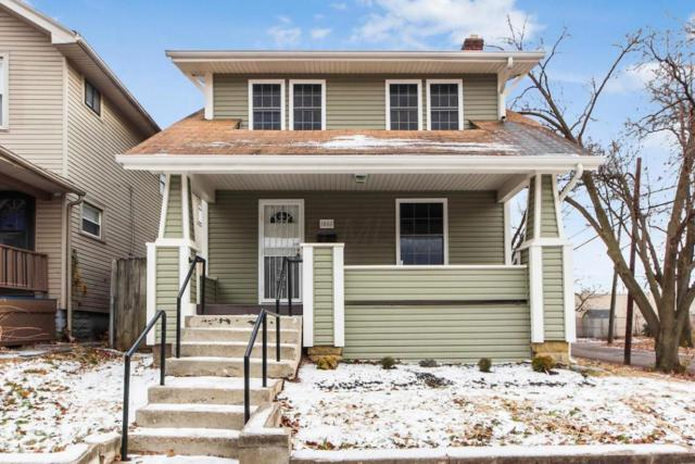 1460 N 6th Street, Columbus, OH 43201 (MLS #217043633) :: Berkshire Hathaway Home Services Crager Tobin Real Estate