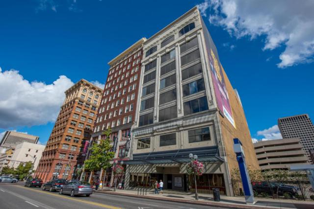 106 N High Street #305, Columbus, OH 43215 (MLS #218000311) :: Berkshire Hathaway Home Services Crager Tobin Real Estate