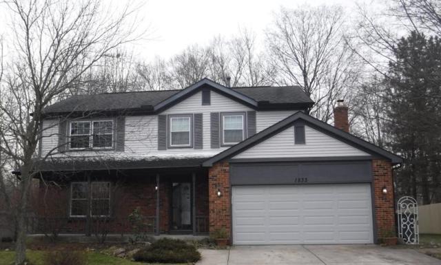 1533 Buck Trail Lane, Worthington, OH 43085 (MLS #218000837) :: Signature Real Estate