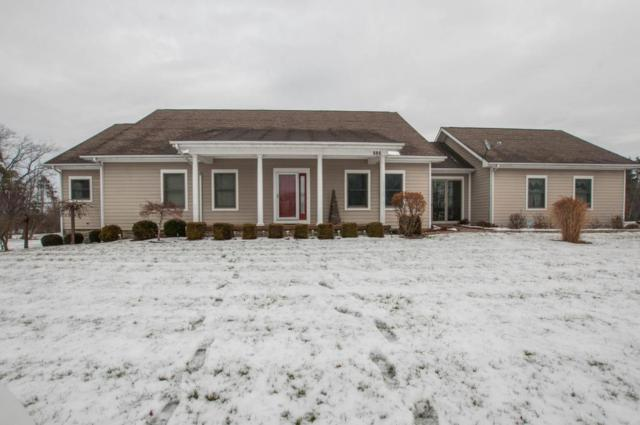 886 George Allen Drive, South Vienna, OH 45369 (MLS #218000842) :: Berkshire Hathaway Home Services Crager Tobin Real Estate