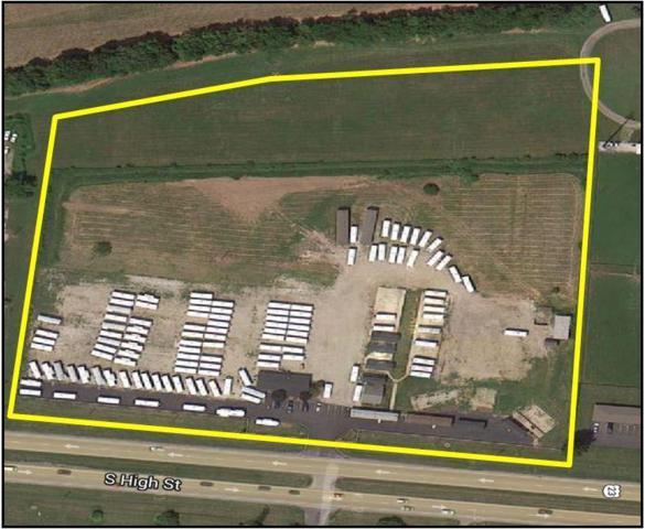6445 S High Street, Lockbourne, OH 43137 (MLS #218000860) :: Brenner Property Group | Keller Williams Capital Partners