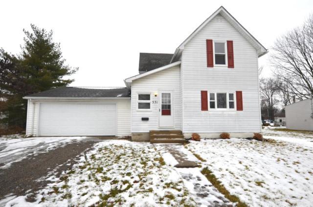 531 Buckeye Street, Marysville, OH 43040 (MLS #218000974) :: Signature Real Estate