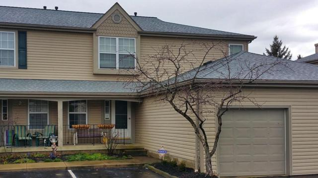 1822 Bennigan Drive 87C, Hilliard, OH 43026 (MLS #218001031) :: Signature Real Estate