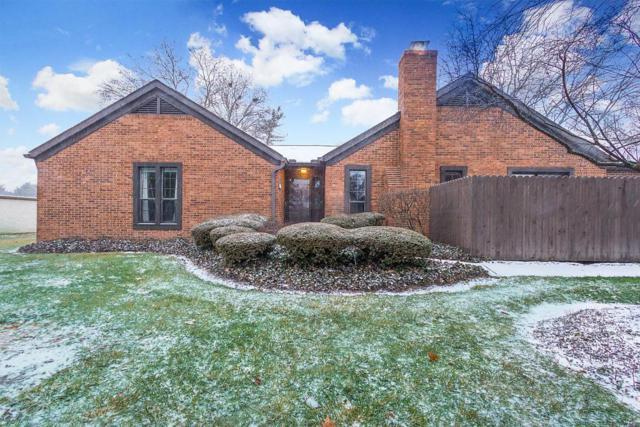 4761 Coach Road, Upper Arlington, OH 43220 (MLS #218001129) :: Signature Real Estate