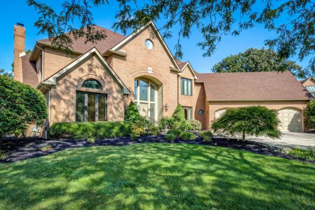 8351 Strasbourg Court, Dublin, OH 43017 (MLS #218001189) :: Signature Real Estate
