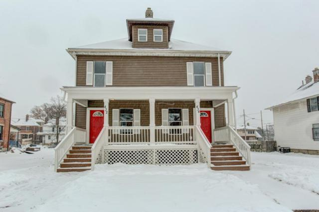 432-434 Stoddart Avenue #34, Columbus, OH 43205 (MLS #218001235) :: Keller Williams Classic Properties