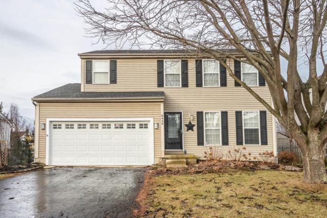 8458 Squad Drive, Galloway, OH 43119 (MLS #218001261) :: Signature Real Estate